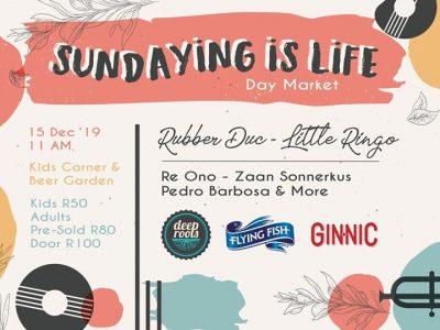 Sundaying Is Life