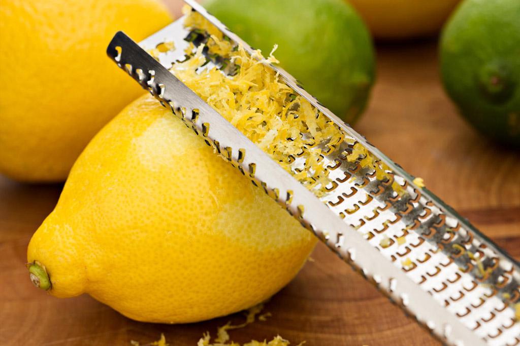 Ginnic Lemon Zest